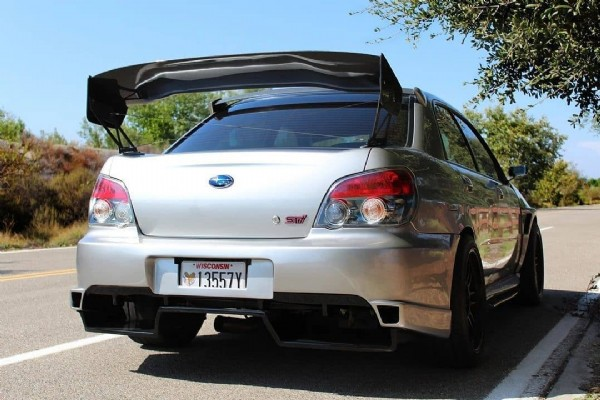 Photo by GDchassis on August 02, 2021. May be an image of car and outdoors.