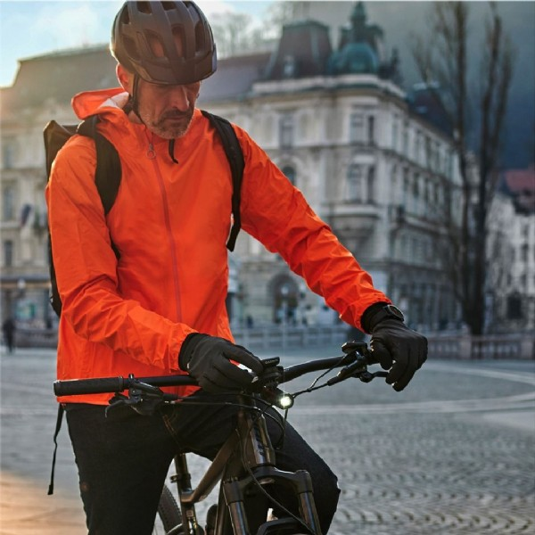 Photo by Garmin on May 27, 2021. May be an image of one or more people, people standing, bicycle and outdoors.