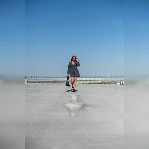 Photo shared by Mona on July 30, 2021 tagging @katha_wi_fit. May be an image of one or more people, people standing, footwear, sky and ocean.