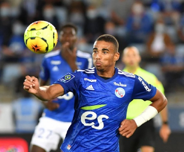 Photo by Actualités du RC Strasbourg ⚪ on June 02, 2021. May be an image of 1 person.