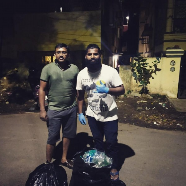 Photo by RjGopi in Besant Nagar, Tamil Nadu, India with @kinggowtham, @whoisgopi, and @rjvijayofficial.