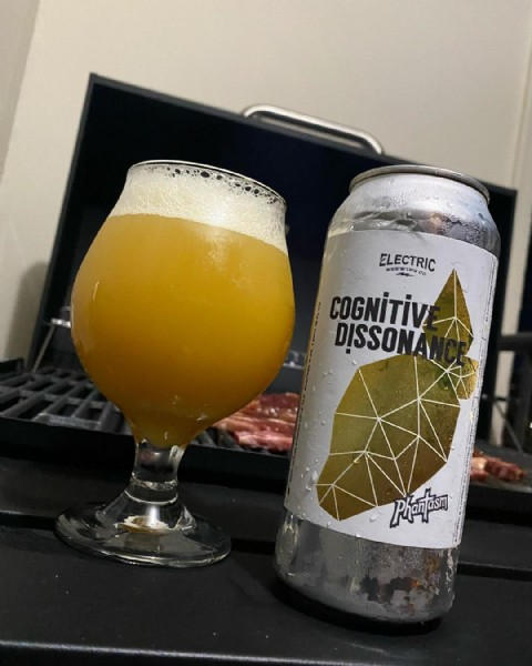 Photo by Craft Cartel in Guam with @electricbrewingco. May be an image of drink.