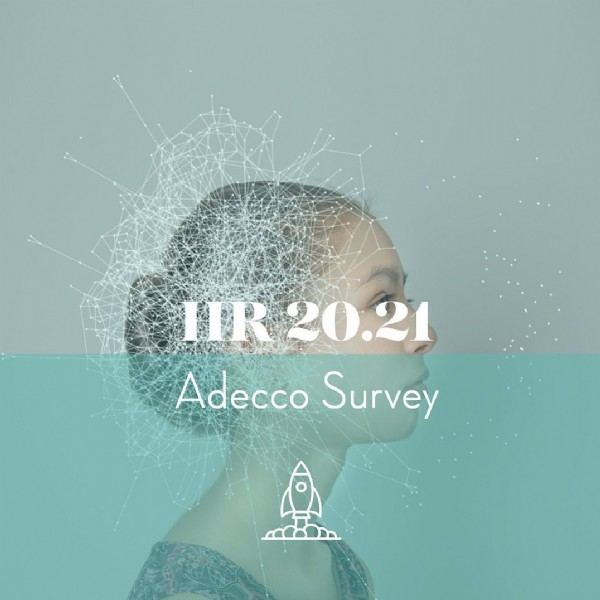 Photo by Adecco Türkiye on June 18, 2021. May be an image of one or more people and text that says '1IR20.21 Adecco Survey'.