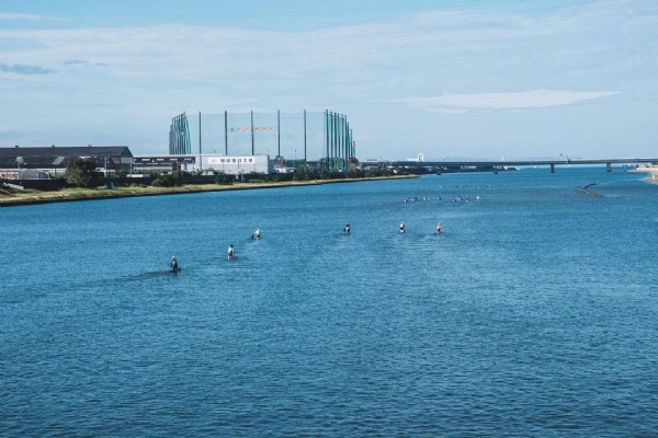 Photo by Ted Matsumoto in Amagasaki, Hyogo. May be an image of nature and body of water.