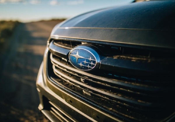 Photo by Subaru of America on June 18, 2021. May be a closeup of car and road.