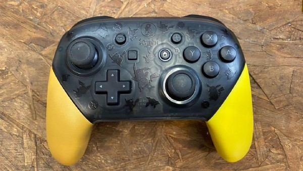Photo by Videogamesnewyork on June 16, 2021. May be an image of controller.