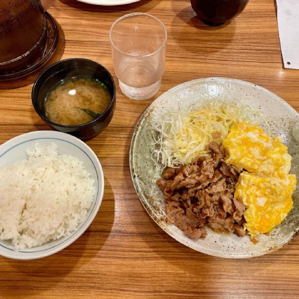 Photo by 寺田 清美 in 大阪トンテキ. May be an image of food and indoor.