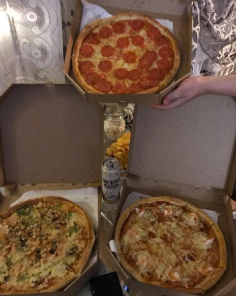 Photo by Родион on June 18, 2021. May be an image of pizza.