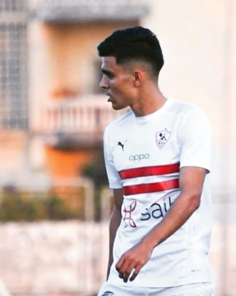 Photo shared by Zamalek Girl ❤️❤️ on July 29, 2021 tagging @bencharki_17. May be an image of 1 person, standing and outdoors.