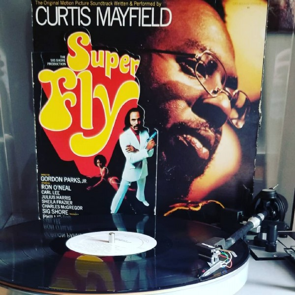 Photo by Bob in Historic Powell River Townsite with @curtislmayfield. May be an image of 1 person.
