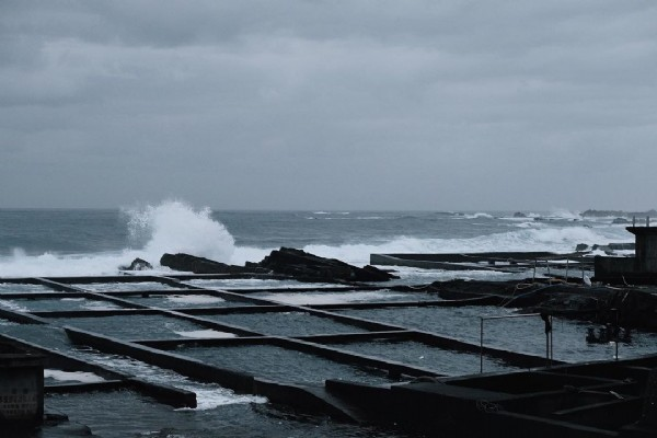 Photo by 黃美嘉 in Taiwan. May be an image of nature and ocean.