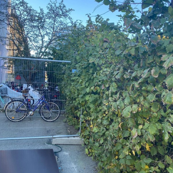 Photo by Inne Ute Miljö AB on October 19, 2020. May be an image of bicycle.