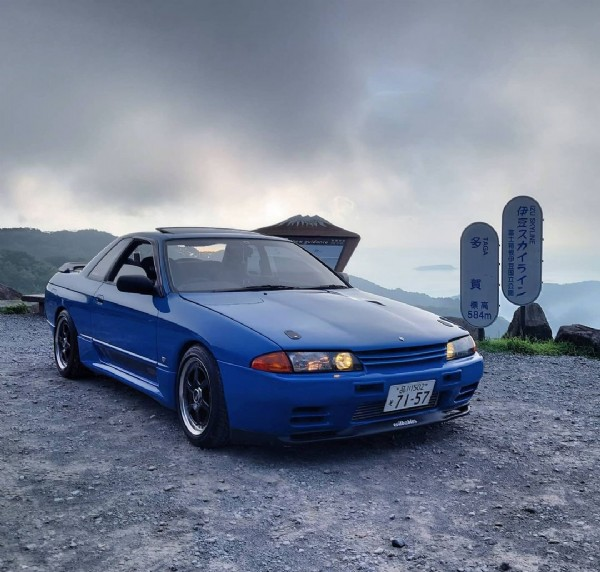 Photo by たなとも on August 01, 2021. May be an image of car and outdoors.