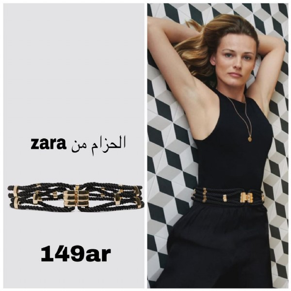 Photo shared by توب|Fashion on May 24, 2020 tagging @zara, @zarahome, and @7alm__41. May be an image of 1 person.