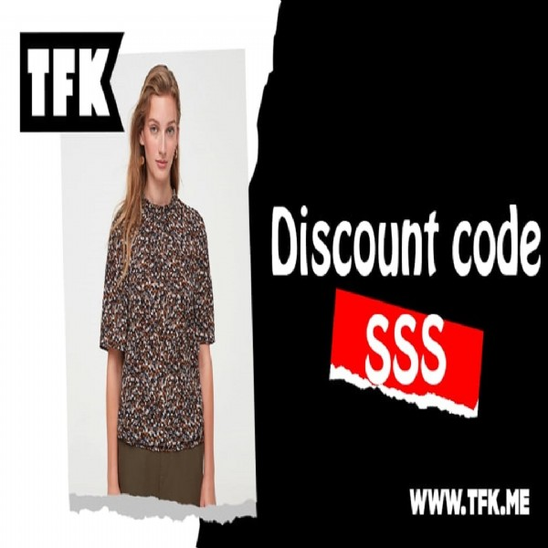 """Photo by ahmed 6002 on July 29, 2021. May be an image of 1 person, standing and text that says 'TFK Discount code SSS WWW.TFK.ME WWW.""""'."""