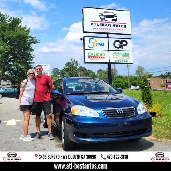 Photo by ATLANTA BEST AUTOS  in ATL BEST AUTOS. May be an image of 2 people, car, road and text that says 'ATL. BEST AUTOS GETS YOU THE ROAD STARS VALUE CALIDAD INSURANCE n Lawncare 78-327-5342 ROSS ATL. BEST AUTOS 3435 BUFORD HWY DULUTH GA 30096 470-822-3130 www.atl-bestautos.com TLBEST AUTOS'.