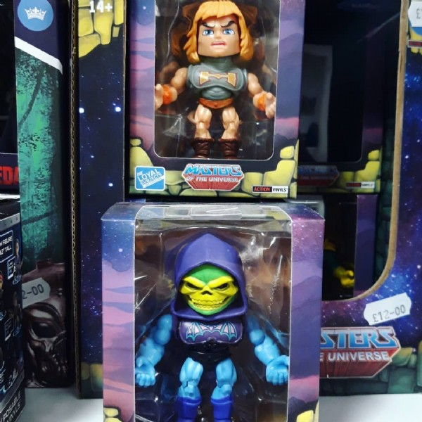 Photo shared by Andrew Smith on June 21, 2021 tagging @theloyalsubjects, and @theloyalsubjectsworld. May be an image of 1 person and toy.