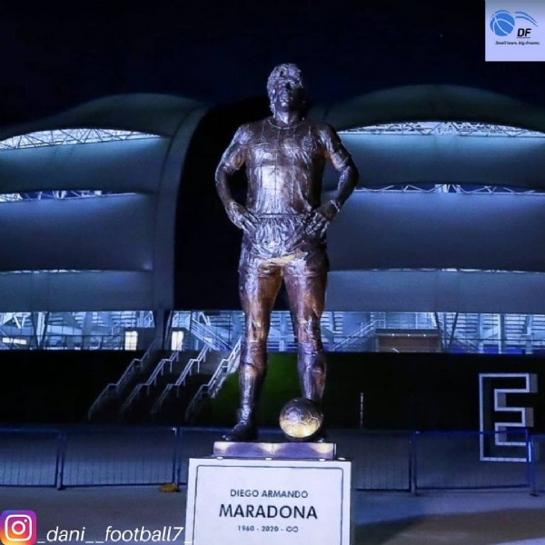 Photo shared by a loyal football fan❤⚽(4.5k) on June 03, 2021 tagging @afaseleccion. May be an image of monument.