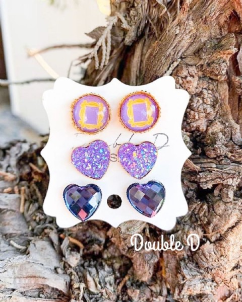 Photo shared by DoubleD-Designs LLC on July 30, 2021 tagging @sfgiantskt, and @babybossfam. May be an image of jewelry and text.