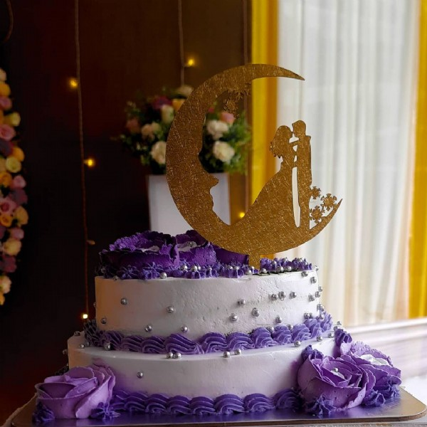 Photo by ORCHID events in Alakode, India. May be an image of cake.