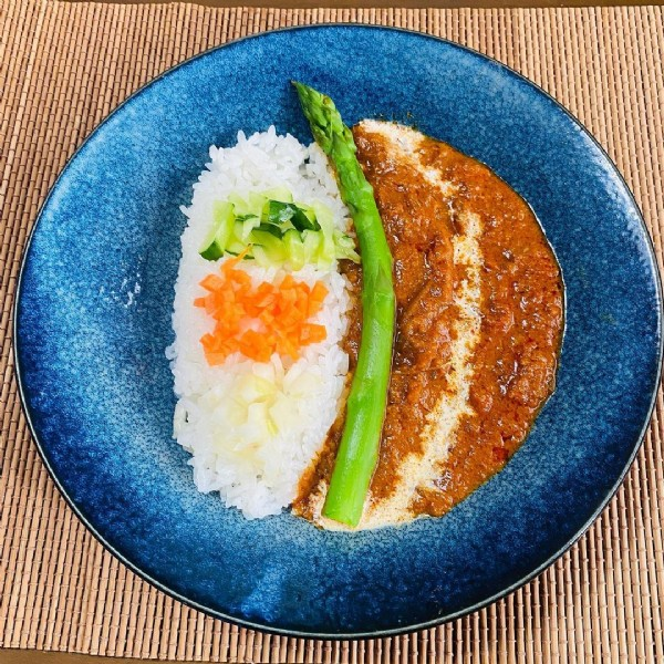 Photo by 吉澤宏翔(毎日カレー) on June 22, 2021. May be an image of food and indoor.