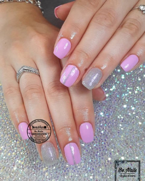 Photo by вє́яєηgє̀яє, ηαιℓ αятιѕт in Be.Nails with @morgane_and_r2. May be an image of text.