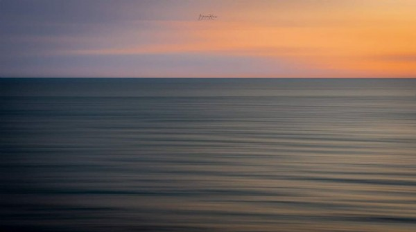 Photo by Brandon Karnes Photography in Lake Michigan. May be an image of bird, twilight, ocean, sky and nature.