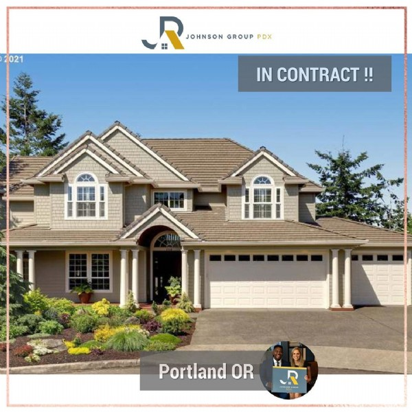 Photo by PDXHOME BUYING+SELLING TEAM on June 20, 2021. May be an image of 1 person and text.