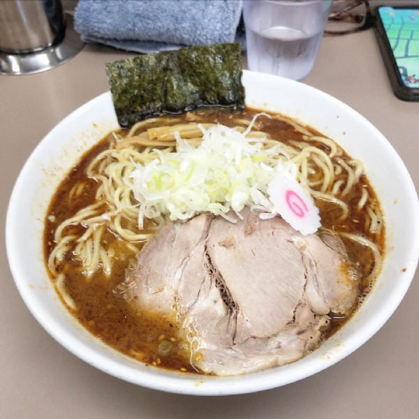 Photo by Takashi Mamuro  in 庵悟. May be an image of ramen.