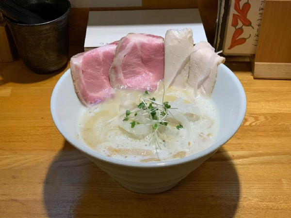 Photo by Atsushi Hira on June 22, 2021. May be an image of food and indoor.