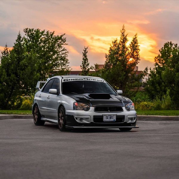 Photo shared by Dane on August 02, 2021 tagging @stlwonders, @subarumotorsportsusa, @subaru_usa, @cobbtuning, @diodedynamics, @subieflow, @wrxnation, @subaruimprezafanpage, @_tony_wrx_, @grimmspeed, @wrxdaily_, @subiewoo, and @ecotechautomotive. May be an image of car and road.