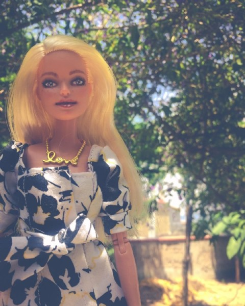 Photo by Nenna The Fashion Doll Project in Monte di Procida with @barbie, @toniasalome, and @barbiestyle. May be an image of 1 person and outdoors.
