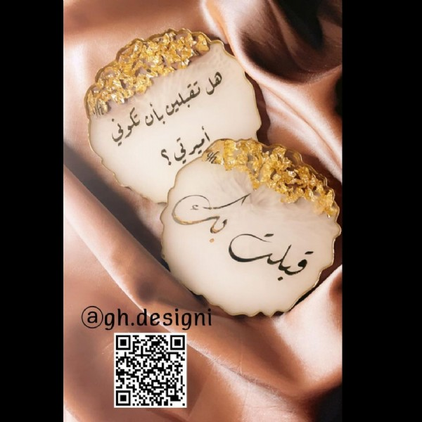 Photo by ريزن_ايبوكسي_سيليكون_الطايف on June 19, 2021. May be an image of rose and text.