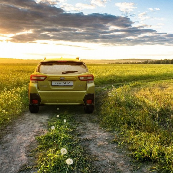 Photo by Subaru Russia on June 10, 2021. May be an image of nature and road.