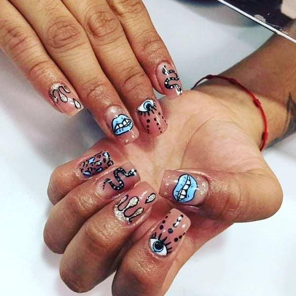 Photo by ❤️ Valeery Nails ❤️ on June 18, 2021.