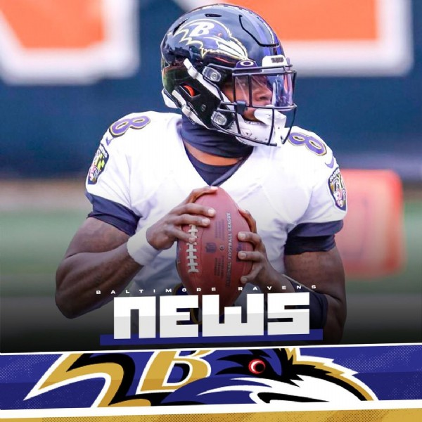 Photo by Ravens on July 27, 2021. May be an image of football and text.