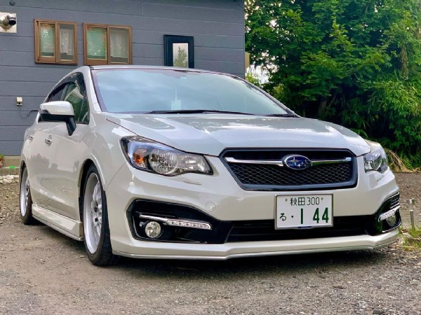 Photo shared by itaru ⚪️⚫️ on July 29, 2021 tagging @workwheelsjapan, @kyoei_projectkics, @kenstyle_jp, @subaru.jp, @fb20society, @cusco_insta, @gp7.club, and @hatchback__mafia. May be an image of car and outdoors.
