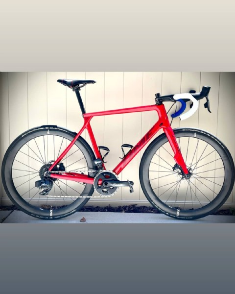 Photo by TIME Bicycles on May 11, 2021. May be an image of bicycle.