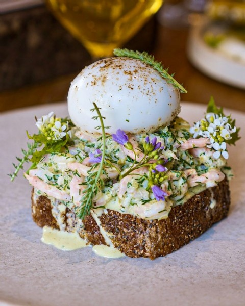 Photo shared by Anders Husa – Copenhagen Food on June 11, 2021 tagging @barrcph. May be an image of food.