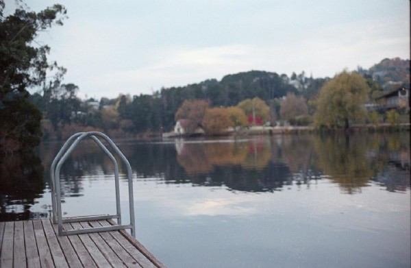 Photo by Greg Holland in Daylesford, Victoria. May be an image of lake and nature.