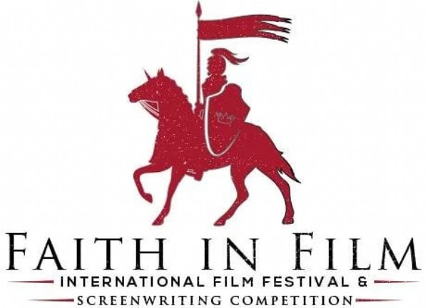 Photo by DUSTWUN Movie on June 23, 2021. May be an image of text that says 'FAITH IN FILM INTERNATIONAL FILM FESTIVAL & SCREENWRITING COMPETITION'.