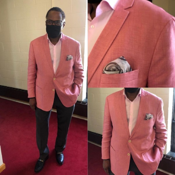 Photo shared by Dalton Dalton on June 09, 2021 tagging @brooksbrotha, and @bonafidelyricsandmarketingllc. May be an image of one or more people, suit and indoor.