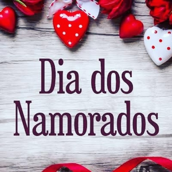 Photo by Micaela Criações in Costa Azul, Salvador - Bahia. May be an image of one or more people and text that says 'Dia dos Namorados'.