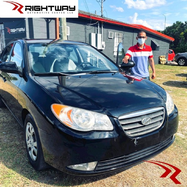 Photo by Rightway Automotive Center in Orlando, Florida. May be an image of car, outdoors and text that says 'RIGH RIGHTWAY AUTOMOTIVE CENTER RIGHTWAY'.