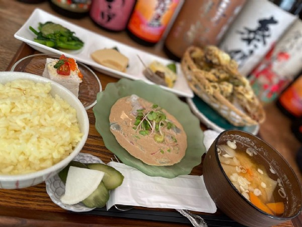 Photo by ★まりあ★ in 風泉. May be an image of food and indoor.