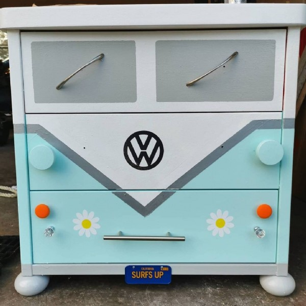 Photo shared by Retro Refurbishing on June 12, 2021 tagging @vw, and @volkswagen.