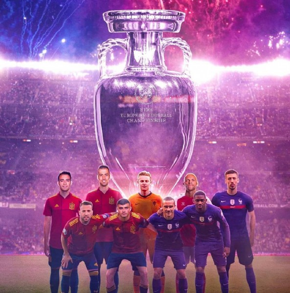 Photo by fcb.arm in ForçaBarça with @fcbarcelona. May be an image of 9 people.