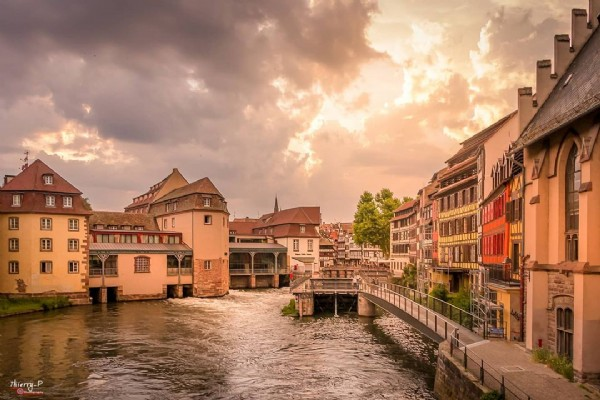 Photo by Thierry.p in Strasbourg, France. May be an image of nature and body of water.