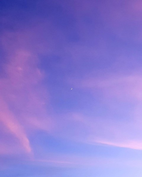 Photo by Florian Boggia in Midi-Pyrenees, France. May be an image of sky and twilight.
