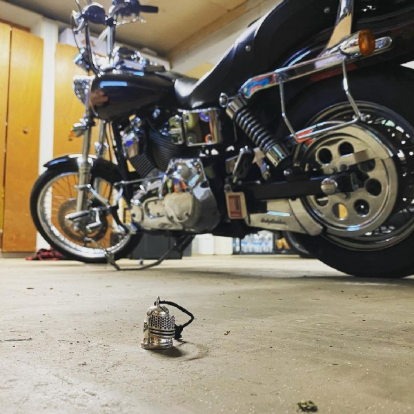 Photo by Fk7 Fiend on April 14, 2021. May be an image of motorcycle.